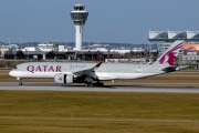 A7-ALA, Airbus A350-900, Qatar Airways