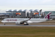 A7-ALC, Airbus A350-900, Qatar Airways