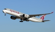 A7-ALD, Airbus A350-900, Qatar Airways