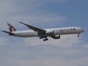 A7-BAN, Boeing 777-300ER, Qatar Airways