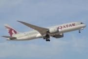 A7-BCH, Boeing 787-8 Dreamliner, Qatar Airways