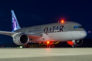 A7-BCU, Boeing 787-8 Dreamliner, Qatar Airways