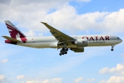 A7-BFB, Boeing 777F, Qatar Airways Cargo