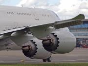 A7-HHE, Boeing 747-8(BBJ), Qatar Amiri Flight