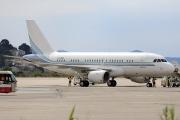 A7-MHH, Airbus A319-100CJ, Qatar Amiri Flight