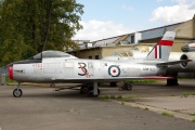 A94-923, CAC CA-27 Sabre Mk31, Royal Australian Air Force