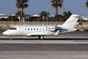 A9C-ACE, Bombardier Challenger 600-CL-605, Private