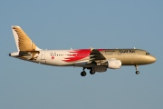A9C-AD, Airbus A320-200, Gulf Air