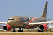 A9C-KB, Airbus A330-200, Gulf Air