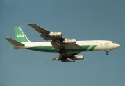 AP-AXG, Boeing 707-300C, Pakistan International Airlines (PIA)