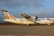 AP-BHI, ATR 42-500, Pakistan International Airlines (PIA)