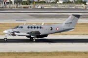 AS1227, Beechcraft 200 Super King Air, Malta Air Force
