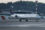B-12292, Fokker F100, Mandarin Airlines