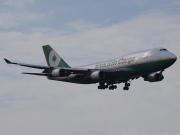 B-16402, Boeing 747-400(BCF), EVA Air Cargo