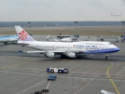 B-18208, Boeing 747-400, China Airlines