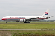 B-2076, Boeing 777F, China Cargo Airlines