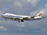 B-2409, Boeing 747-400F(SCD), Air China Cargo