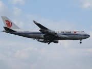 B-2445, Boeing 747-400D, Air China