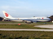 B-2447, Boeing 747-400, Air China