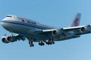 B-2447, Boeing 747-400, Air China