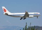 B-5918, Airbus A330-200, Air China