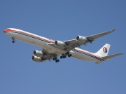 B-6052, Airbus A340-600, China Eastern
