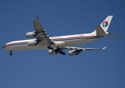 B-6053, Airbus A340-600, China Eastern