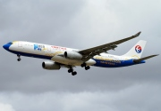 B-6125, Airbus A330-300, China Eastern