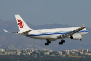 B-6533, Airbus A330-200, Air China