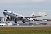 B-6549, Airbus A330-200, Air China