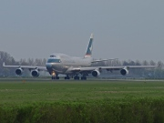 B-HKJ, Boeing 747-400(BCF), Cathay Pacific Cargo