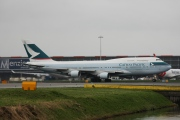 B-HKV, Boeing 747-400, Cathay Pacific