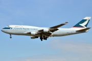 B-HKX, Boeing 747-400(BCF), Cathay Pacific Cargo