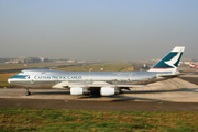B-HMD, Boeing 747-200B(SF), Cathay Pacific