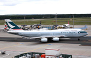 B-HOX, Boeing 747-400, Cathay Pacific