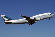 B-KAG, Boeing 747-400(BCF), Cathay Pacific Cargo