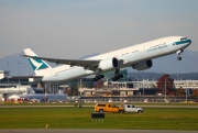 B-KPY, Boeing 777-300ER, Cathay Pacific