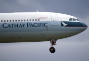 B-LAC, Airbus A330-300, Cathay Pacific