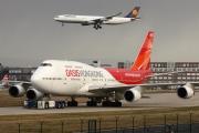 B-LFC, Boeing 747-400, Oasis Hong Kong Airlines