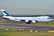 B-LIB, Boeing 747-400ERF(SCD), Cathay Pacific Cargo
