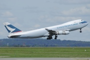 B-LID, Boeing 747-400ERF(SCD), Cathay Pacific Cargo