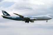 B-LJA, Boeing 747-8F(SCD), Cathay Pacific Cargo