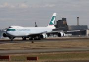 B-LJJ, Boeing 747-8F(SCD), Cathay Pacific Cargo