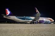 B-MBM, Airbus A321-200, Air Macau