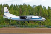 BLACK 01, Antonov An-30, Russian Air Force