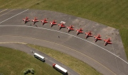 British Aerospace (Hawker Siddeley) Hawk T.1, Red Arrows