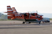 C-FAYN, Canadair CL-215, Buffalo Airways