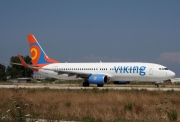 C-FEAK, Boeing 737-800, Viking Airlines