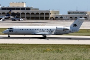 C-FXHC, Bombardier CRJ-200LR, United Nations
