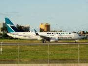 C-GAWS, Boeing 737-800, WestJet